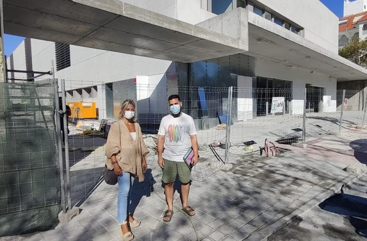 Centro Salud San Pedro