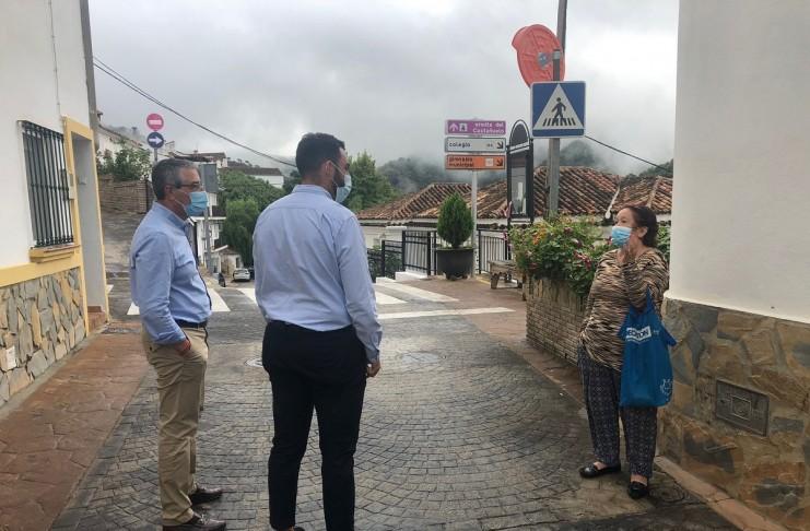 Proyecto de refuerzo emocional para vecinos de Sierra Bermeja