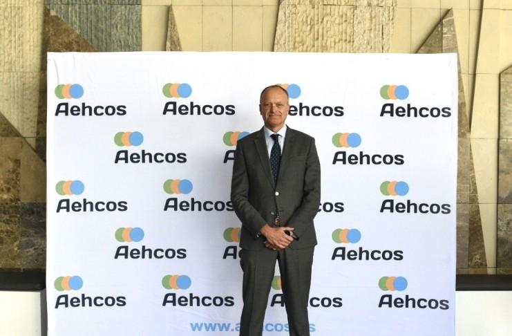 El presidente de Aehcos, José Luque.